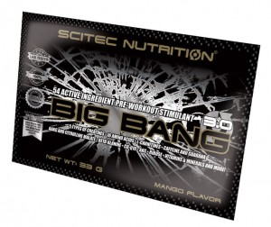 SCITEC BIG BANG 3.0 33g