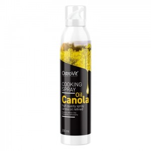 OstroVit Cooking Spray Canola Oil 200 ml olej rzepakowy