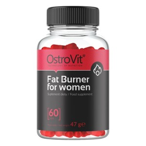 OstroVit Fat Burner for women 60 kaps dla kobiet