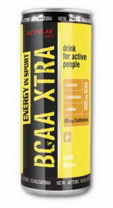Activlab BCAA XTRA energy in sport drink 250ml