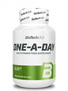 BIOTECH ONE-A-DAY 100 tabl.