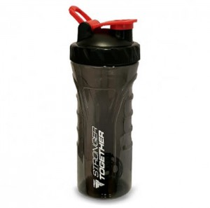 Trec shaker INTERMIX BOTTLE 101- BLACK  1000 ml