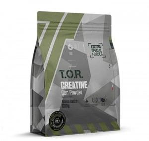 Trec Special Forces T.O.R. CREATINE GUN POWDER 600g