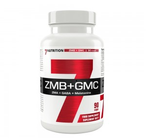 7NUTRITION ZMB + GMC 90 kaps