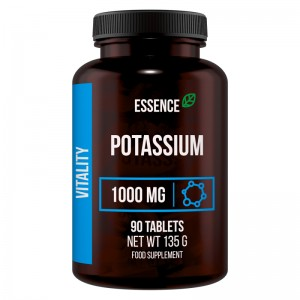 Essence Potassium 90 tabl potas