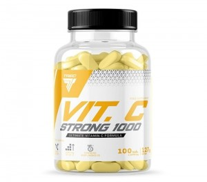 Trec vitamin C STRONG 1000 100 tabl
