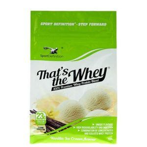 SPORT DEFINITION THATS THE WHEY 700g