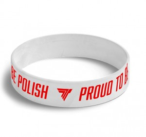TREC OPASKA SILIKONOWA 066 PROUD TO BE POLISH