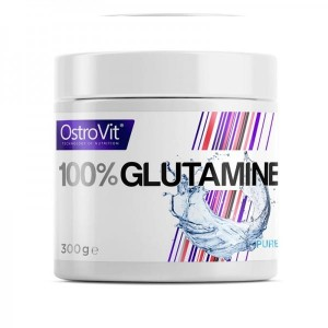 OSTROVIT GLUTAMINE 300 g L-Glutamine orange