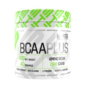 IRON HORSE SERIES BCAA PLUS 400g IHS data 01.2020