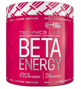 IRON HORSE SERIES BETA ENERGY 420 g ihs